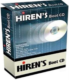 Hiren's BootCD 15.1Build v2.0